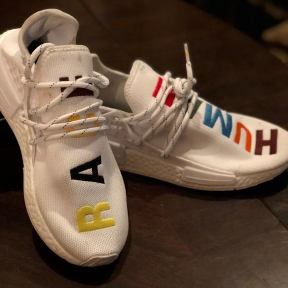 "ff5454b32 PW Human Race NMD ""Pharrell"" Adidas shoes"